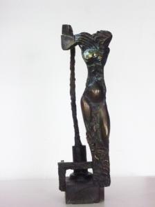 Venus de Safragell | Jahr 1987 | Bronze 6/6 | Höhe 50 cm