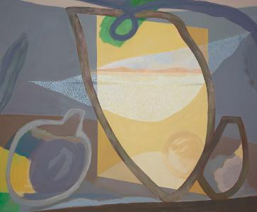 WERK 1271 | Jahr 2012 | Öl auf Leinwand<br>Format: 190 x 230 cm