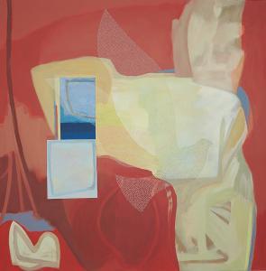 WERK 1272 | Jahr 2012 | Öl auf Leinwand<br>Format: 190 x 230 cm